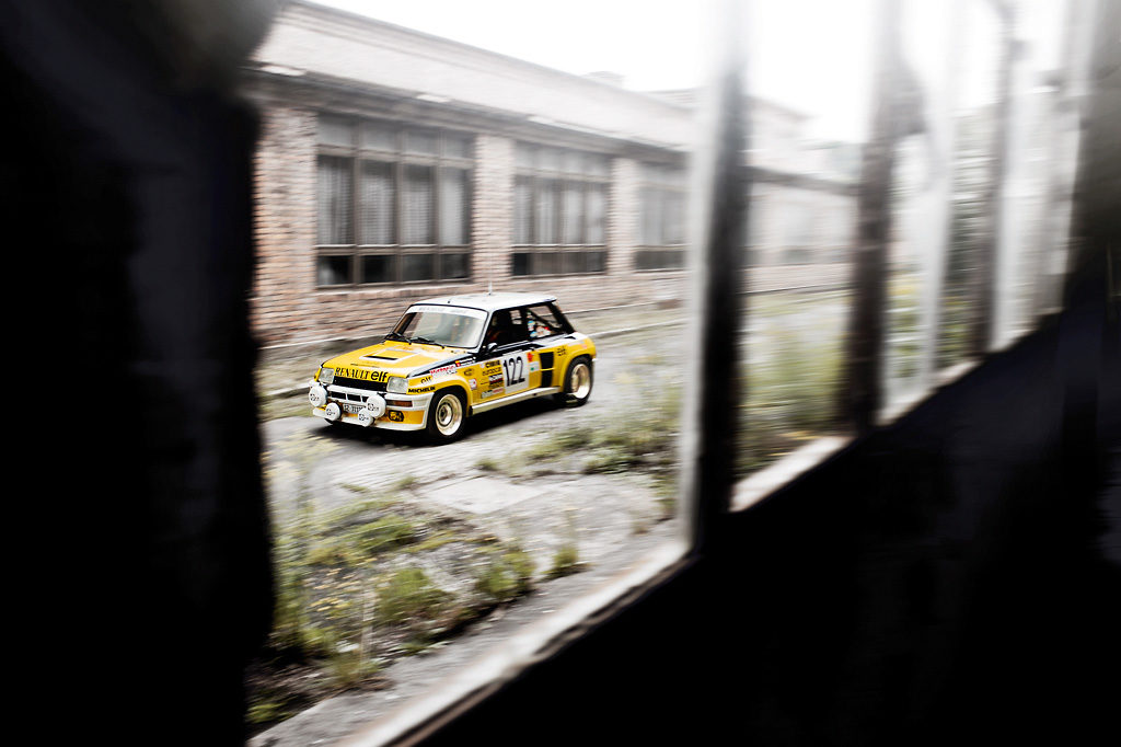 Renault 5 turbo facts